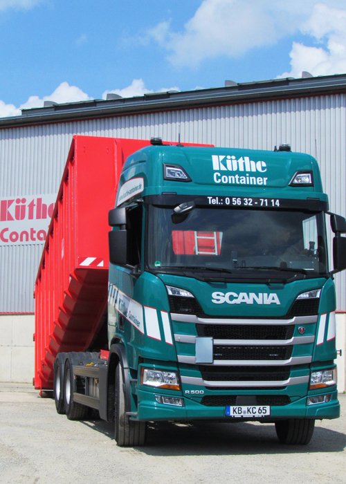 containerdienst in willingen