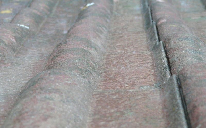 entsorgung von dachplatten